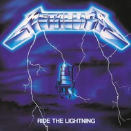 METALLICA - RIDE THE LIGHTNING (CD)...