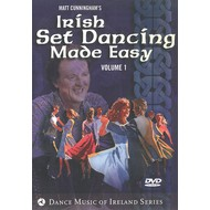 MATT CUNNINGHAM - IRISH DANCING MADE EASY VOLUME 1 (DVD)...