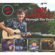 TOM LAVERTY - THROUGH THE YEARS (CD)...