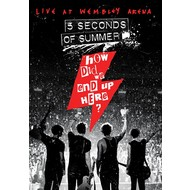 5 SECONDS OF SUMMER - HOW DID WE END UP HERE LIVE AT WEMBLEY  (BLU-RAY).