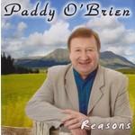 PADDY O'BRIEN - REASONS (CD)...