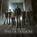 ERIC CHURCH - THE OUTSIDERS (CD).