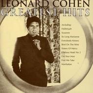 Columbia,  LEONARD COHEN - GREATEST HITS (CD).