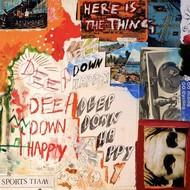 SPORTS TEAM - DEEP DOWN HAPPY (CD).