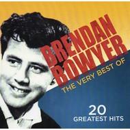 BRENDAN BOWYER - THE VERY BEST OF BRENDAN BOWYER 20 GREATEST HITS (CD)...