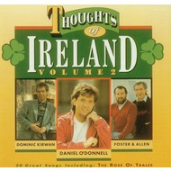 THOUGHTS OF IRELAND VOLUME 2 - VARIOUS ARTISTS (CD)...