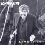 JOHN PRINE - LIVE ON TOUR (CD).