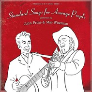 JOHN PRINE - STANDARD SONGS FOR AVERAGE PEOPLE  (CD)...