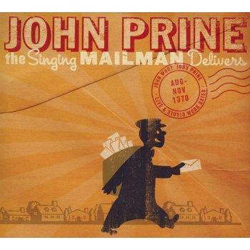 JOHN PRINE - THE SINGING MAILMAN DELIVERS (CD)