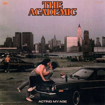 THE ACADEMIC - ACTING MY AGE EP (CD)