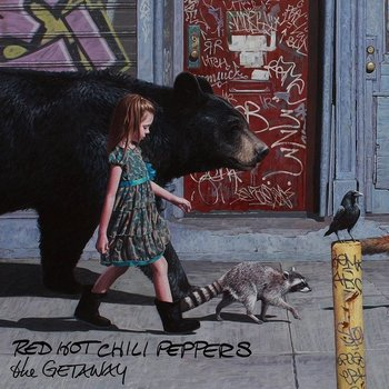 RED HOT CHILI PEPPERS - THE GETAWAY (Vinyl LP)