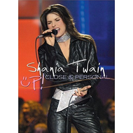 SHANIA TWAIN - UP CLOSE AND PERSONAL (DVD).