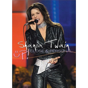 SHANIA TWAIN - UP CLOSE AND PERSONAL (DVD)