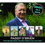 PADDY O'BRIEN - THE SUNNYSIDE YEARS VIDEO COLLECTION (DVD).. )