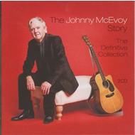 JOHNNY MCEVOY - THE JOHNNY MCEVOY STORY, THE DEFINITIVE COLLECTION (CD).