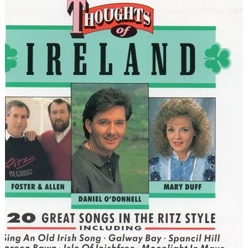 THOUGHTS OF IRELAND - VARIOUS ARTISTS (CD)