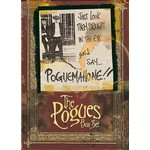 THE POGUES - JUST LOOK THEM STRAIGHT IN THE EYE AND SAY POGUEMAHONE BOXSET (5 CD SET).