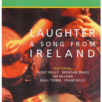 LAUGHTER & SONG FROM IRELAND - VARIOUS ARTISTS (CD)