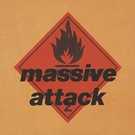 MASSIVE ATTACK - BLUE LINES (CD).
