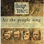 THE WOLFE TONES - LET THE PEOPLE SING (CD)...