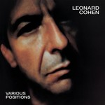 LEONARD COHEN - VARIOUS POSITIONS (CD).