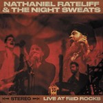 NATHANIEL RATELIFF & THE NIGHT SWEATS - LIVE AT RED ROCKS (CD).