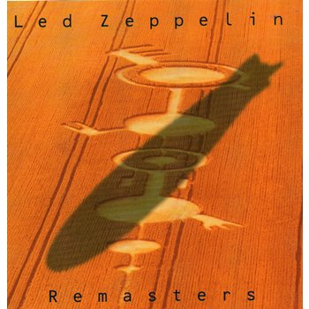 LED ZEPPELIN - REMASTERS (CD)