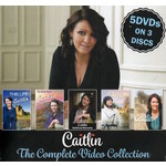 CAITLIN - THE COMPLETE VIDEO COLLECTION (DVD).