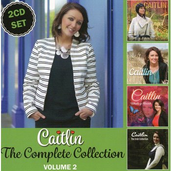 CAITLIN - THE COMPLETE COLLECTION VOLUME 2 (CD)