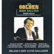 PADDY REILLY - 20 GOLDEN IRISH BALLADS (CD)...