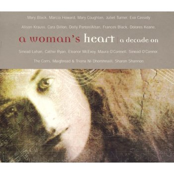 A WOMAN'S HEART A DECADE ON - VARIOUS ARTISTS (CD)