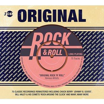 ORIGINAL ROCK & ROLL - VARIOUS ARTISTS (CD)
