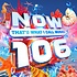 NOW THAT'S WHAT I CALL MUSIC 106 - VARIOUS ARTISTS (CD)
