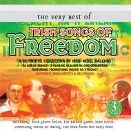 VERY BEST OF IRISH SONGS OF FREEDOM (CD)...