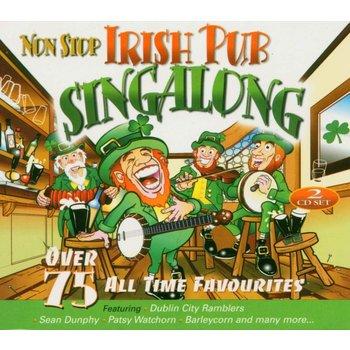 NON STOP IRISH PUB SINGALONG - VARIOUS ARTISTS (CD)