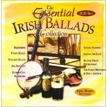 ESSENTIAL IRISH BALLADS - VARIOUS ARTISTS (CD)