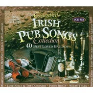 ESSENTIAL IRISH PUB SONGS COLLECTION - VARIOUS ARTISTS (CD)...
