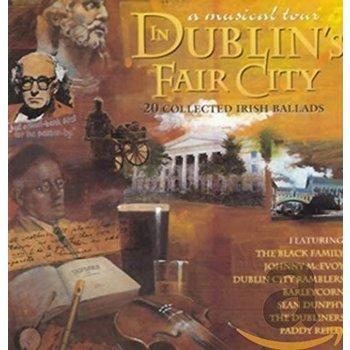 DUBLIN'S FAIR CITY - VARIOUS ARTISTS (CD)