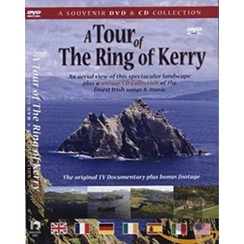 A TOUR OF THE RING OF KERRY (DVD & CD)