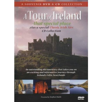 A TOUR OF IRELAND (DVD & CD)