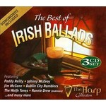 THE BEST OF IRISH BALLADS - VARIOUS ARTISTS (CD).