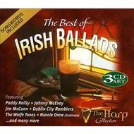 THE BEST OF IRISH BALLADS - VARIOUS ARTISTS (CD).