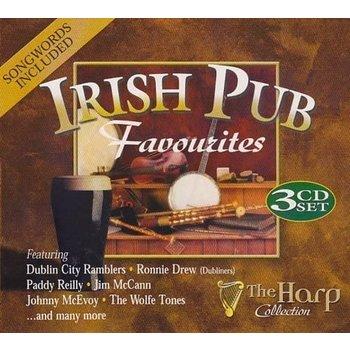IRISH PUB FAVOURITES - VARIOUS ARTISTS (CD)