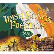 IRISH SONGS OF FREEDOM - VARIOUS ARTISTS (CD)...