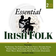 ESSENTIAL IRISH FOLK - VARIOUS ARTISTS (CD)...