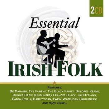 ESSENTIAL IRISH FOLK - VARIOUS ARTISTS (CD)