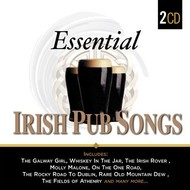 ESSENTIAL IRISH PUB SONGS - VARIOUS ARTISTS (CD)...