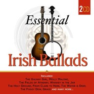 ESSENTIAL IRISH BALLADS - VARIOUS ARTISTS (CD)...