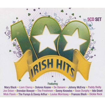 100 IRISH HITS - VARIOUS ARTISTS (CD)