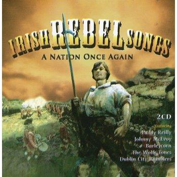 IRISH REBEL SONGS - VARIOUS ARTISTS (CD